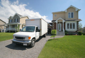 CUBE VAN MOVING FOR HIRE SMALL OR BIG WE DO IT ALL! GTA