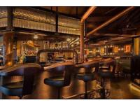 Bar Support Staff - Sundays off - Liverpool Street - Renowned Restaurant Group