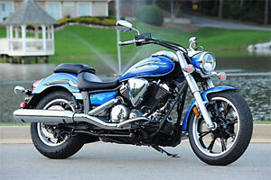 2009 Yamaha Vstar for sale