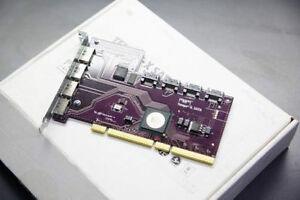 Sonnet Tempo-X eSATA 4+4 PCI/PCI-X Card