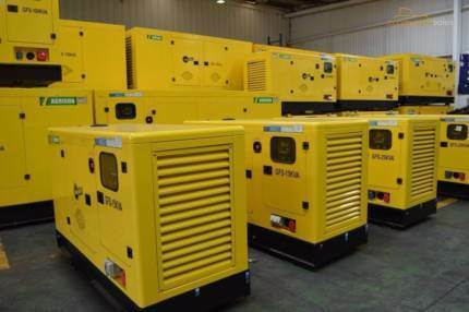 BRAND NEW DIESEL GENERATOR 15KVA PRIME POWER PLANT BACK UP SOLAR