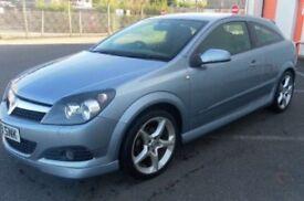 Vauxhall Astra 1.8 sri xp 3dr 140bhp 2009 px swap