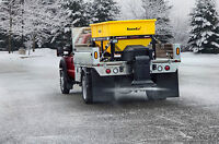 Commercial Snow Removal or Sanding ON CALL 24/7