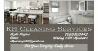 KH CLEANING SERVICE  FULLY INSURED AND BONDED 7053803442