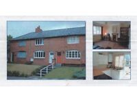 FAB 2 BED UNFURNISHED HOUSE BVT GREAT FOR SCHOOLS, TRANSPORT LINKS, GARDEN, PRIVATE LANDLORD