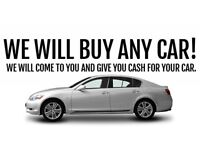 We will buy any car or van sell us yours today cash payment