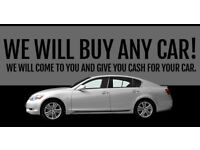 QUICK CASH FOR UNWANTED CAR - CALL 07905619525