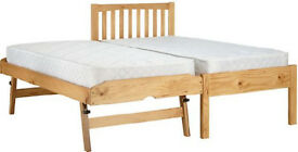 Free John Lewis underbed trundle. Needs slats and mattress