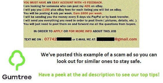 List Ads - £ 600 / Week - Read the description before replying to the ad!!