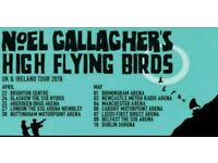 Noel Gallacher tickets Tuesday 24th April. Hydro Glasgow