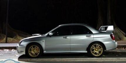 Subaru Impreza WRX STi 03 blobeye Campbelltown Campbelltown Area Preview