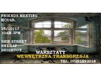 Warsztat Wewnętrzna transgresja (language Polish)