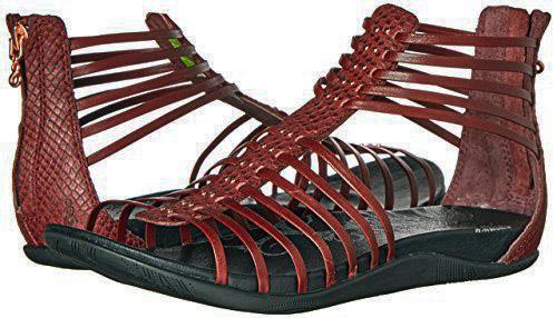 New Ahnu Asha Gladiator Sandals Women's Size 5-11 Oxblood 1013939OXB