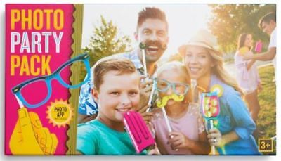 Photo Camera Booth Props Summer Beach Pool Party 30 Pack Photo App Free Shipping