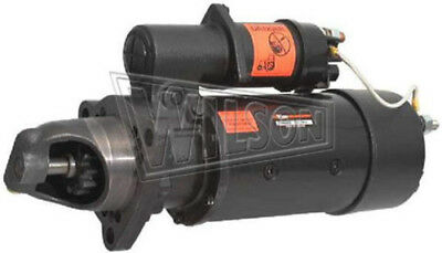Starter Motor WILSON AUTO ELECTRIC 91-01-4295 Reman