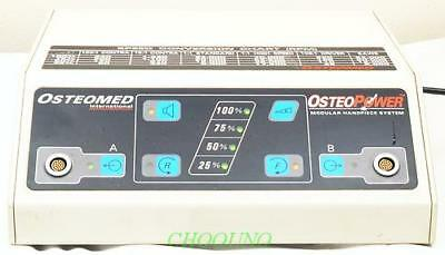 Osteomed Osteopower Power Control Console 450-0002 Modular Handpiece System