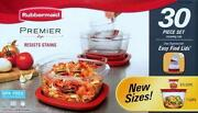 Piece Food Storage Container Set New