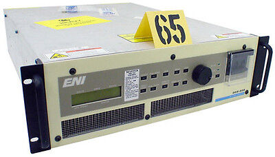 Eni Dcg-200z Reactive Sputtering Power Supply