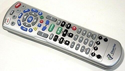 Spectrum Charter Cable Universal Remote Control Four Device
