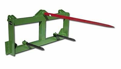 Titan Tractor Hay Spear Attachment For John Deere 3000 Lb Capacity Front Loader