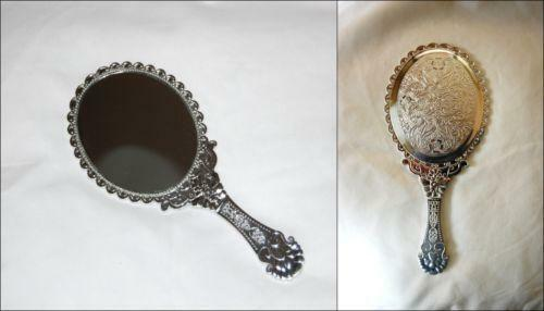 Victorian Hand Mirror Ebay