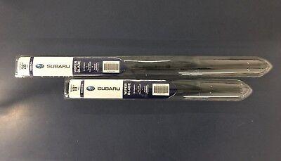 2010-2014 Subaru Legacy & Outback Front Windshield Wiper Full Blade Set Genuine