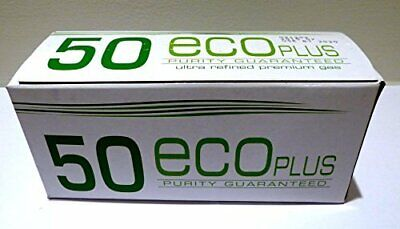 100 Eco Plus Whipped Cream Chargers (2 boxes Eco Plus 50) N2O nitrous oxide Cream Chargers Nitrous Oxide