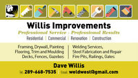 Willis Improvements