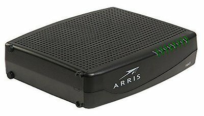 Optimum  Comcast Xfinity Approved  Arris Tm822g Docsis 3 Phone Modem W Battery
