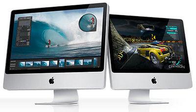 """Apple iMac 24"""" C2D 2x2.4Ghz 4GB 640GB MB418BA A Grade 6 M Warranty Ltd OFFER"""