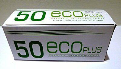 50 Eco Plus Whipped Cream Chargers N2O nitrous oxide - Whip Cream fresh Cream Chargers Nitrous Oxide