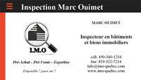 IMO-QUEBEC.COM - INSPECTEUR EN BÂTIMENT