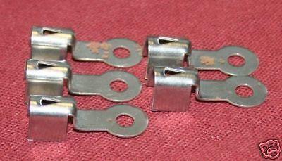 5 Ring Spark Plug Wire Ends Clips Fits Maytag Gas Engine Briggs Wico Ek Hit Miss