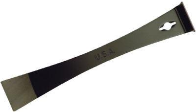 - Hyde Tools 90 Degree Bent End Scraper / Pry Bar Remove Molding Scrape Paint Etc.