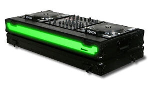 """Odyssey Flight FX Coffin Case - for 12"""" Mixer and 2 CD players"""