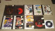 Sega Saturn Lot