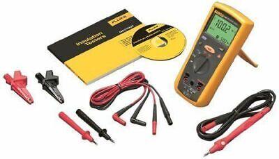 Fluke 1503 Digital Insulation Resistance Tester F1503 Megger Meter F-1503 Box