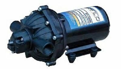 Everflo 12 Volt 3.0 Gpm Diaphragm Water Pump 60 Psi Lawn Sprayers Boats Rvs