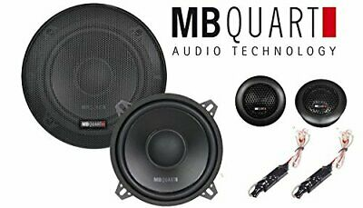 MB-Quart QS130 13cm Componentes Altavoces Para Más De Coches Extremo Calidad