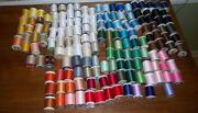 Sewing Thread Lot