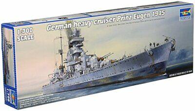 Trumpeter 05767 Modellbausatz German cruiser Prinz Eugen 1945