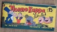 Piccoli Albi Nerbini N° 9 (1949) Nonno Kappa ... Rist. - kappa - ebay.it