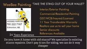 +++++ Weebee Painting Inc. +++++ we offer additional services