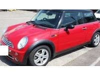 Lovely Mini Cooper Red Black Roof Lovely drive Great Car Test Drive Bristol