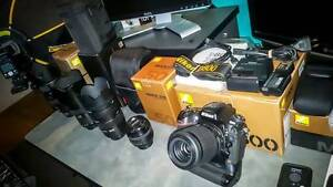 NIKON D800  CAMERA PROFESSIONAL KIT Annandale Townsville City Preview