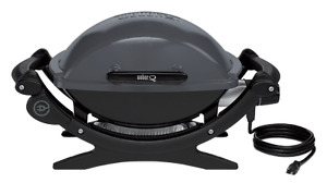Weber Q140 portable electric grill