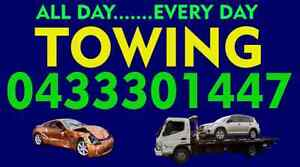 TOWING SERVICE, TOW TRUCK , NEED IT TOWED Liverpool Liverpool Area Preview