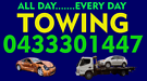 Towing Service,  And Cash For Unwanted Cars, tow truck Chipping Norton Liverpool Area Preview