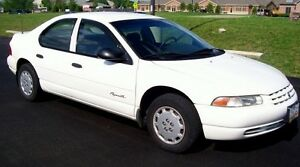 2002 Plymouth Breeze Sedan