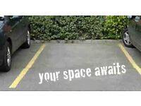 LEEDS CENTRE SECURE PARKING SPACE